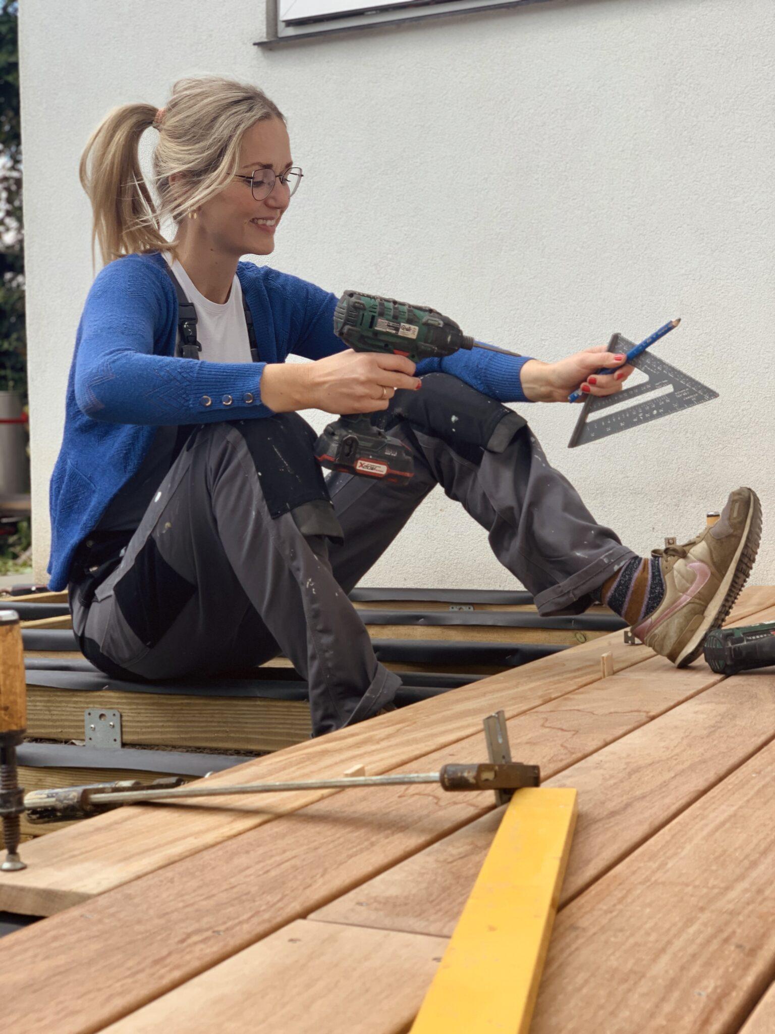 Byg en træterrasse - guide