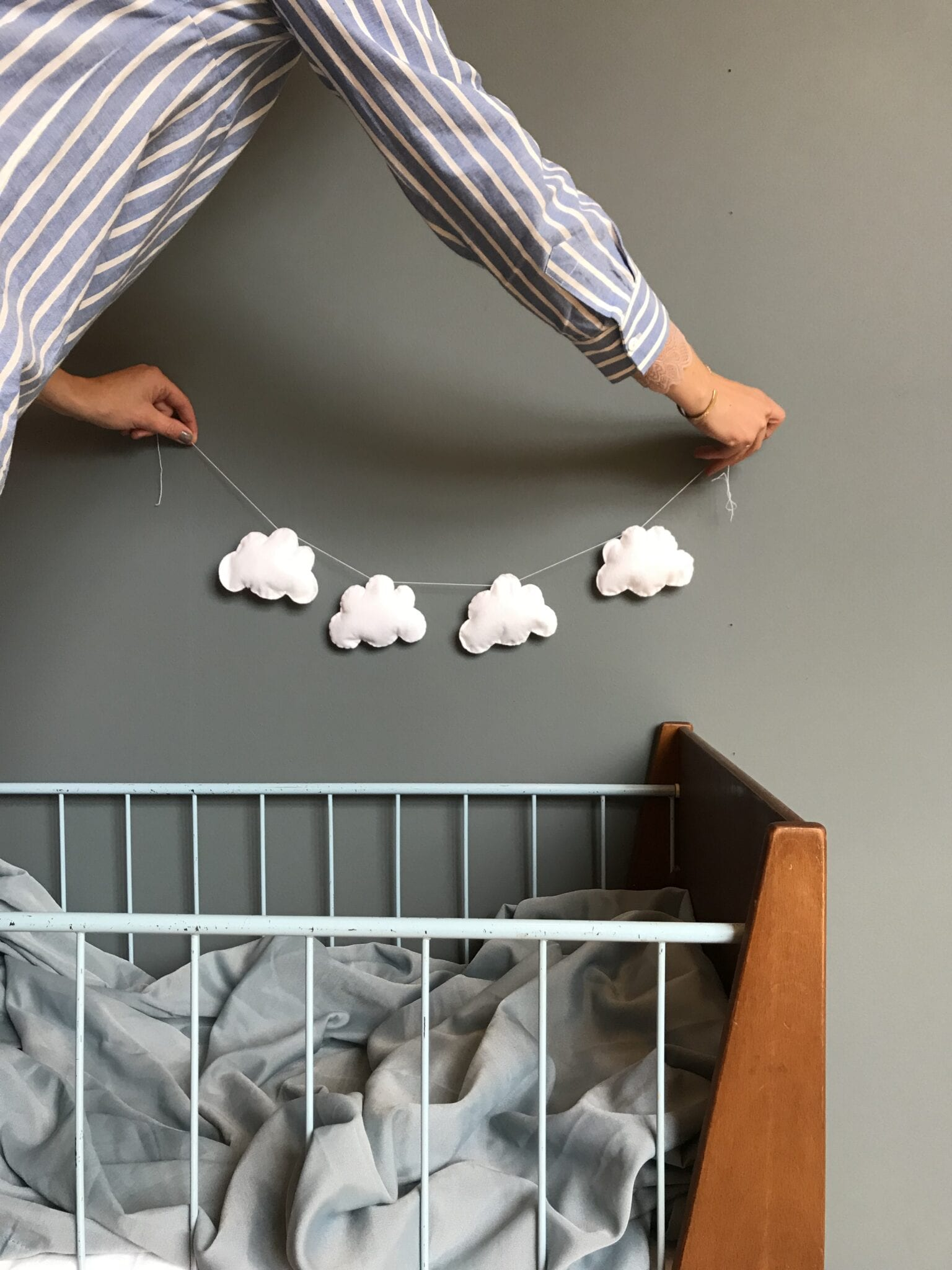 uro med filt skyer